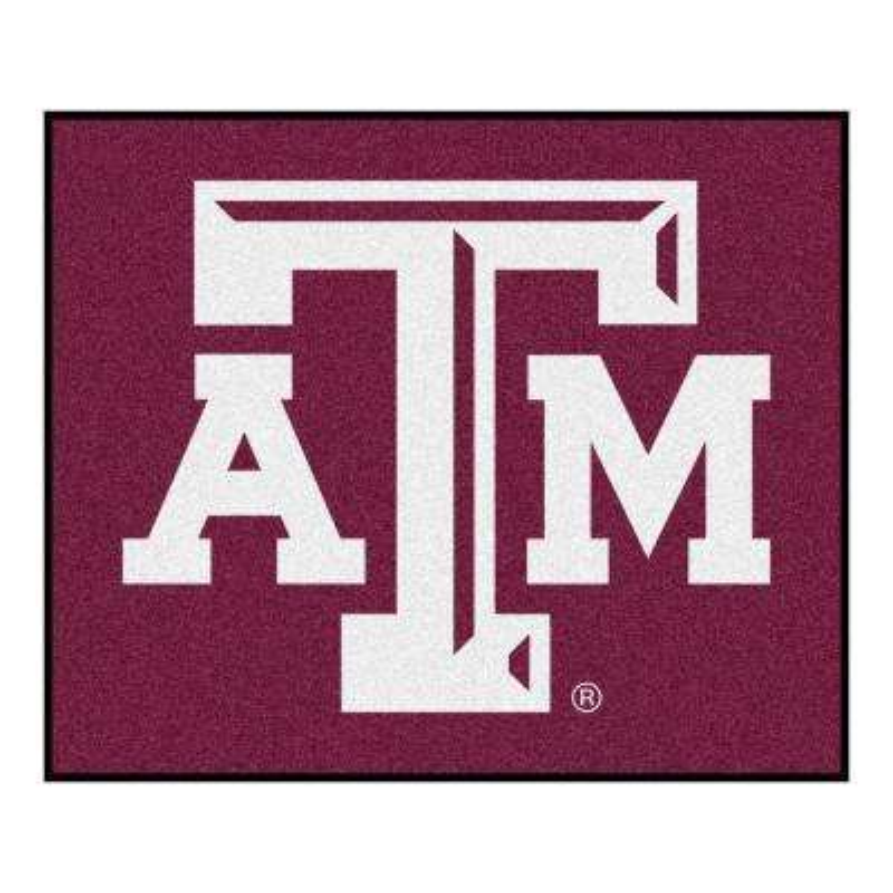 Texas A&M University 5 ft. x 6 ft. Tailgater Rug