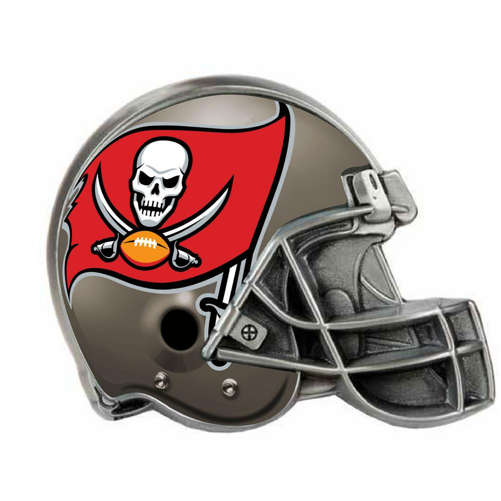 Great American Products Tampa Bay Buccaneers Helmet Hitch Cover