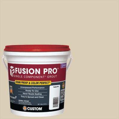 Fusion Pro #10 Antique White 1 Gal. Single Component Grout