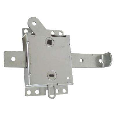 Lockable Heavy-Duty Slide Lock