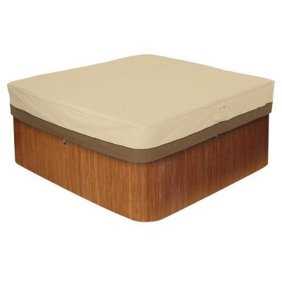 Veranda Large Square Hot Tub Cover