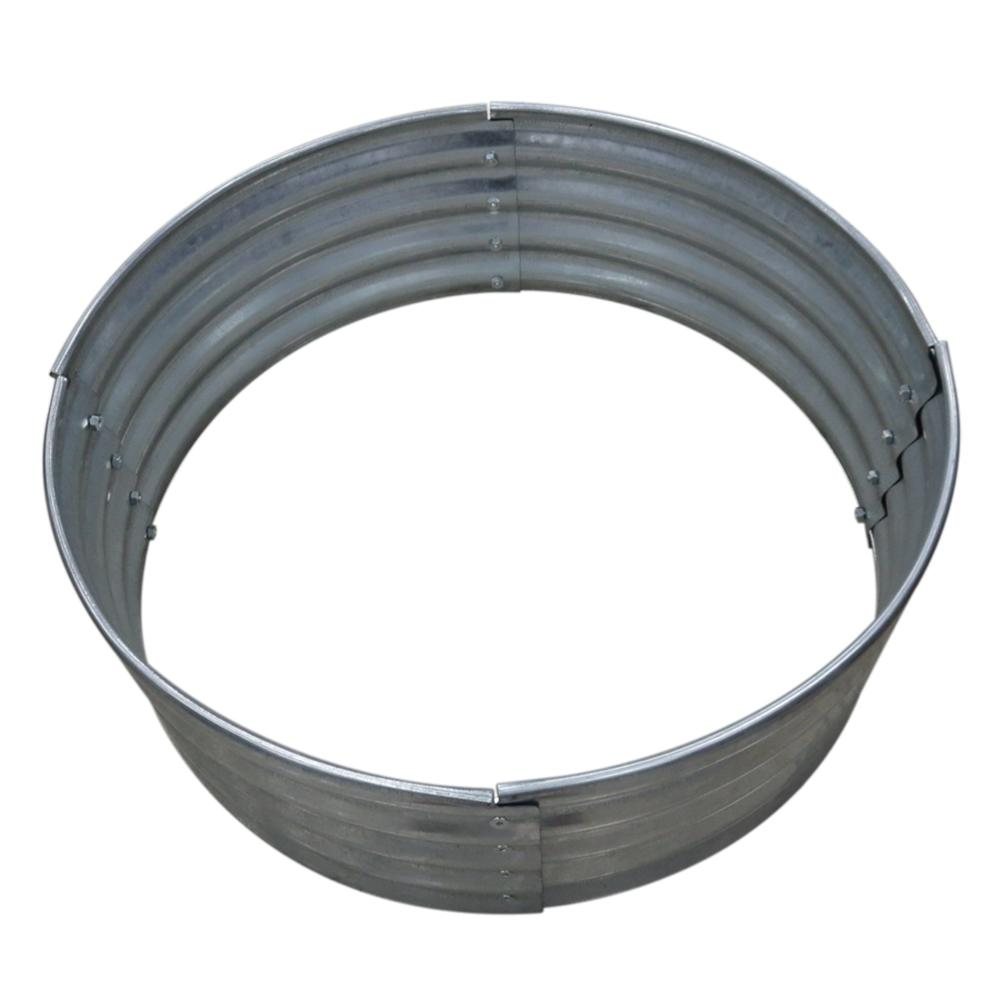 Galvanized Round Fire Ring