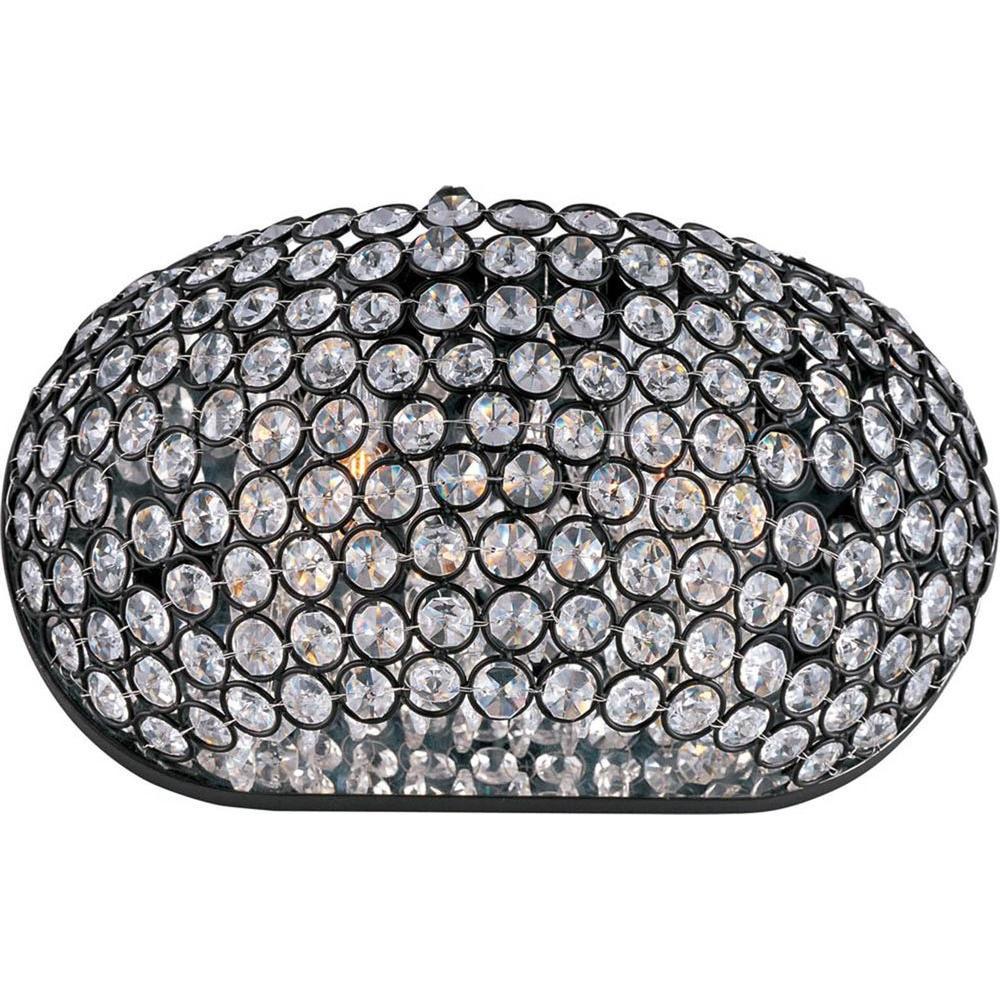 Glimmer 2-Light Bronze Sconce