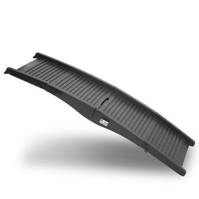 Black Home and Car Folding Pet Ramp