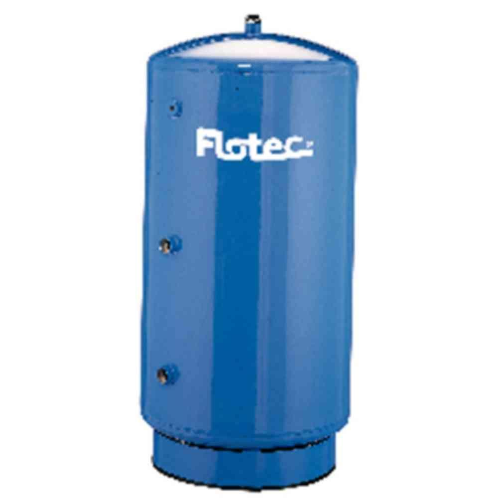 Flotec 42 Gal. 20 in. D Vertical Epoxy Lined Water Tank