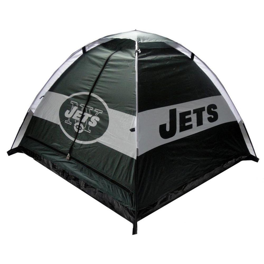 Baseline 4 ft. x 4 ft. New York Jets NFL Licensed Play Tent-DISCONTINUED