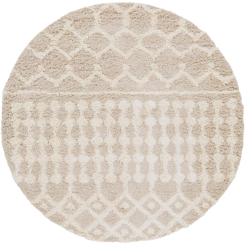 Artistic Weavers Briar Beige 6 ft. 7 in. Round Area Rug was $340.0 now $187.74 (45.0% off)