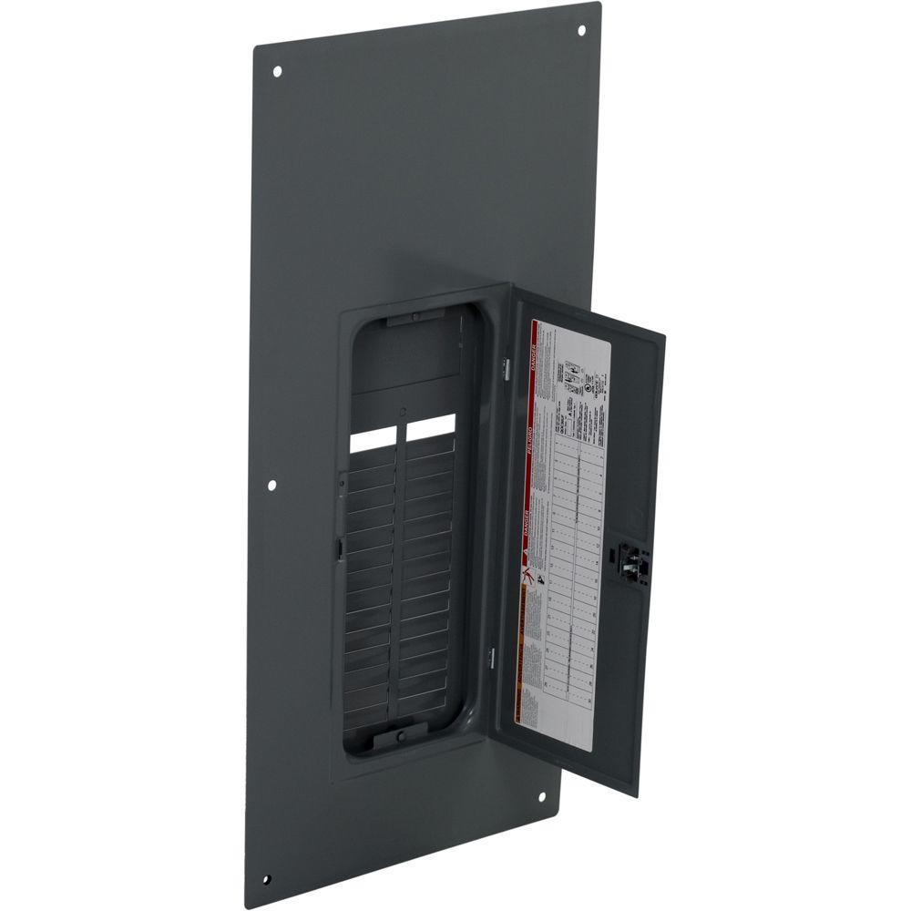 QO 30-Space Indoor Load Center Flush Cover