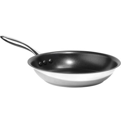 12 in. Stainless Steel Earth Pan