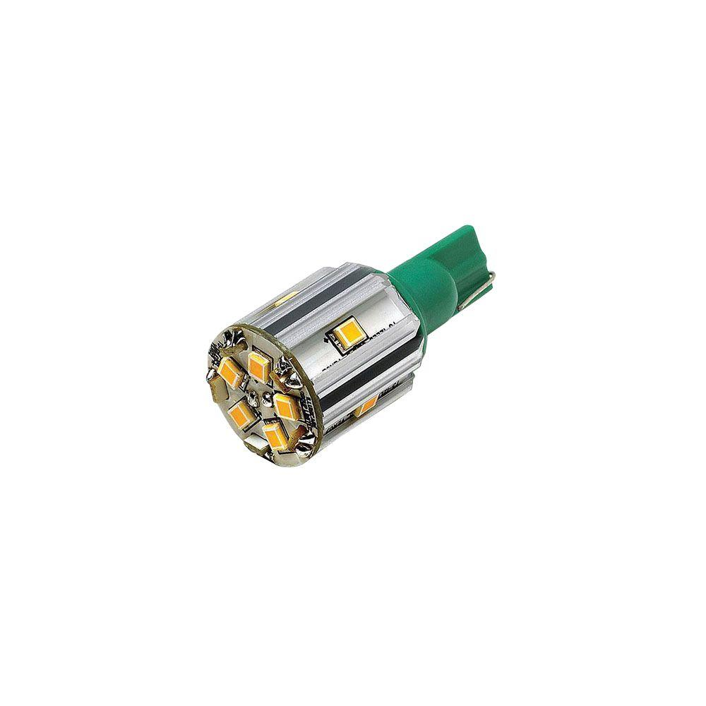 Hinkley Lighting 1.7W Equivalent Cool White Ultra Warm Wedge Base LED Light Bulb