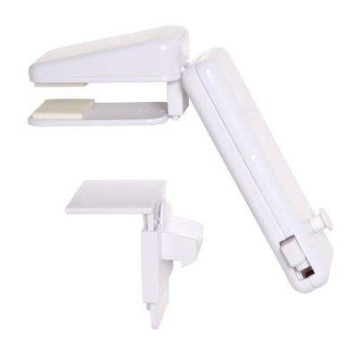 Cover Clamp Toilet Lock