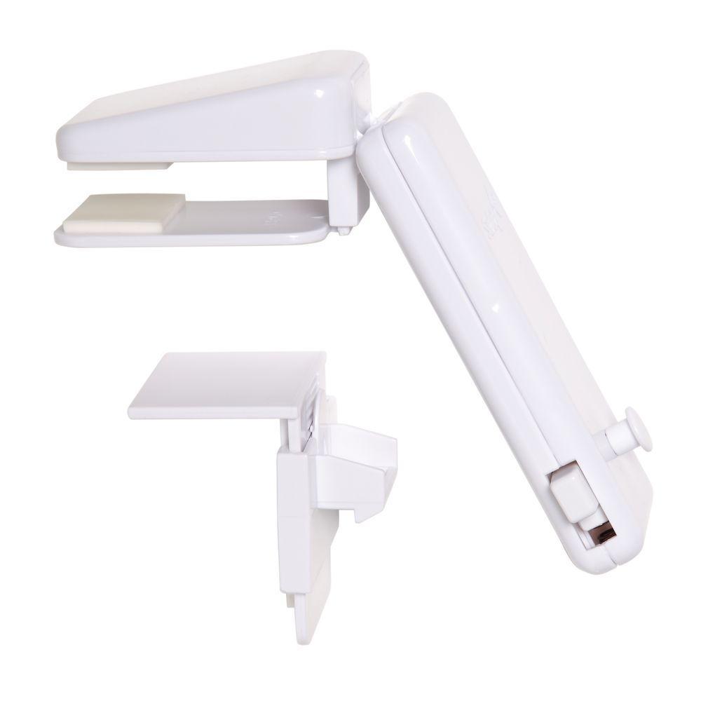 Cover Clamp Toilet Lock