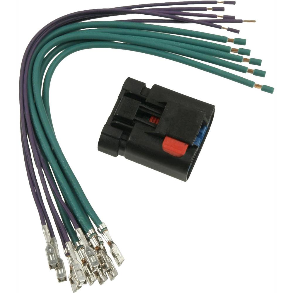 HVAC Blower Motor Resistor Connector-S-1768 - The Home Depot | Hvac Blower Motor Wiring |  | The Home Depot