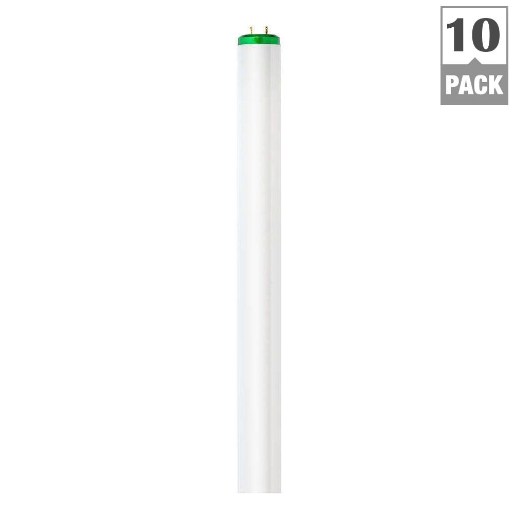 Fluorescent Light Fixture Fuse: Philips 22-Watt 8 In. Linear T9 Fluorescent Light Bulb
