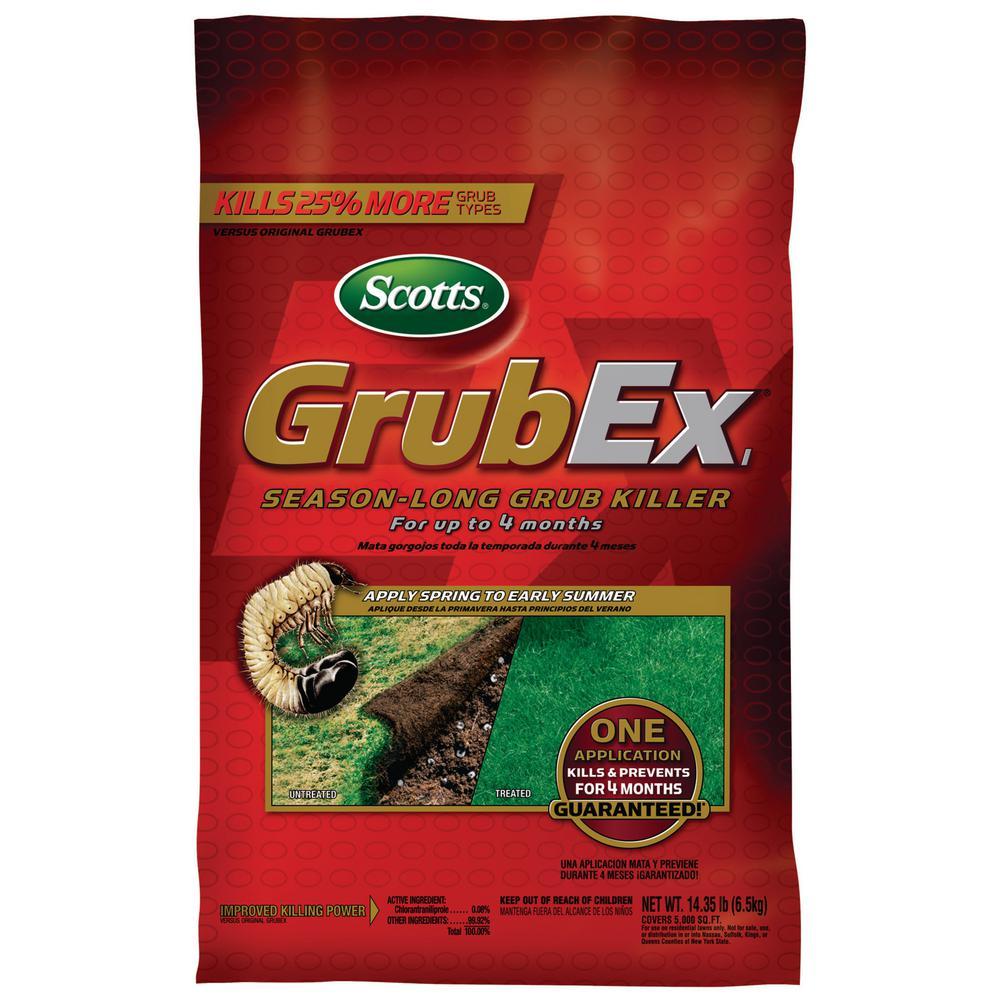 Scotts Grub Ex 15 lb. Season-Long Grub Killer