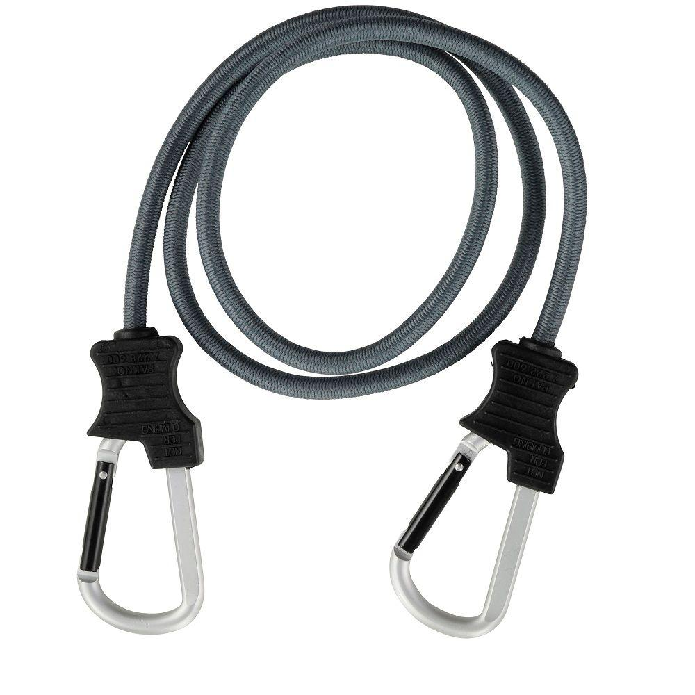 Keeper 48 In Carabiner Bungee Cord 47702 The Home Depot