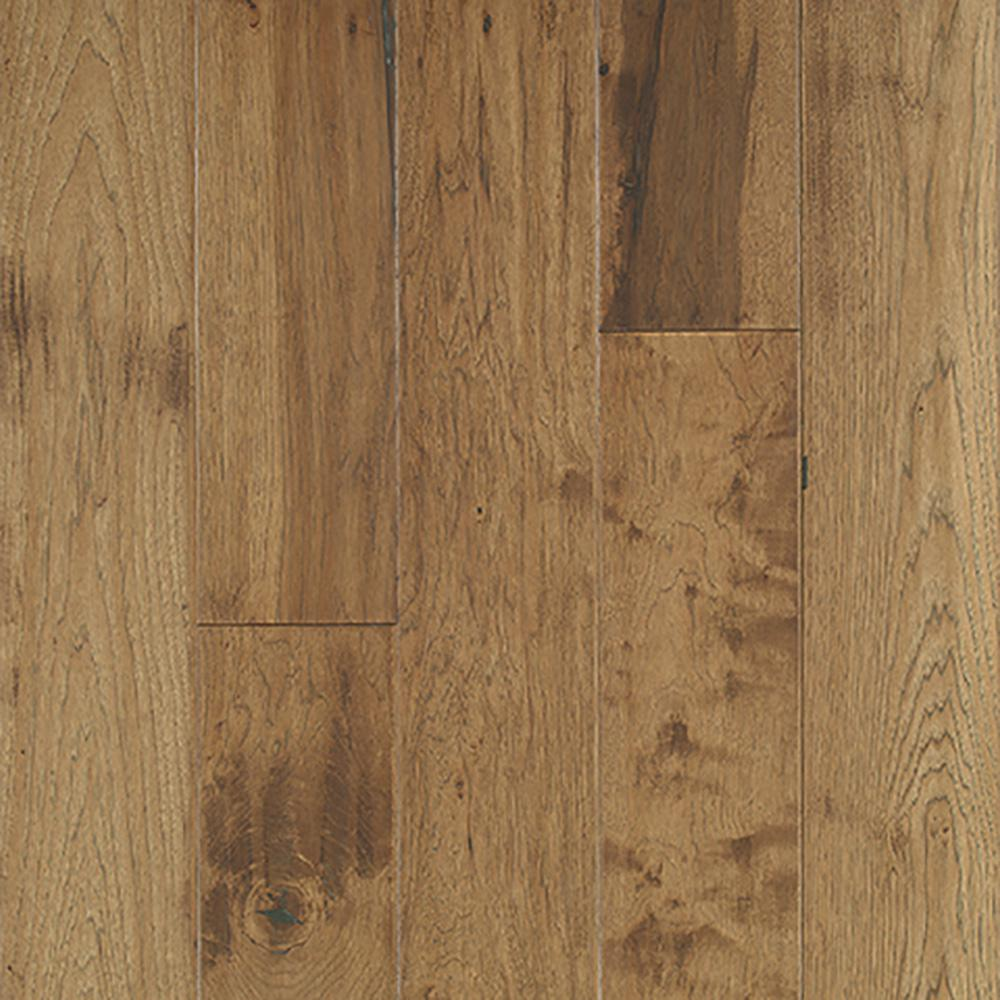 Mohawk Big Sky Canyon Dusk Hickory 9/16 in. T x 7 in. Wide x Varying Length Engineered Hardwood Flooring (22.5 sq. ft. / case)