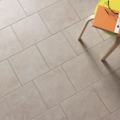 Malaga Beige 24 in. x 24 in. 9.5mm Matte Porcelain Floor and Wall Tile (4-piece 15.49 sq. ft. / box)