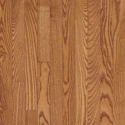American Originals Copper Light Oak 3/8 in. T x 5 in. W x Varying L Click Lock Engineered Hardwood Flooring (22 sq.ft.)