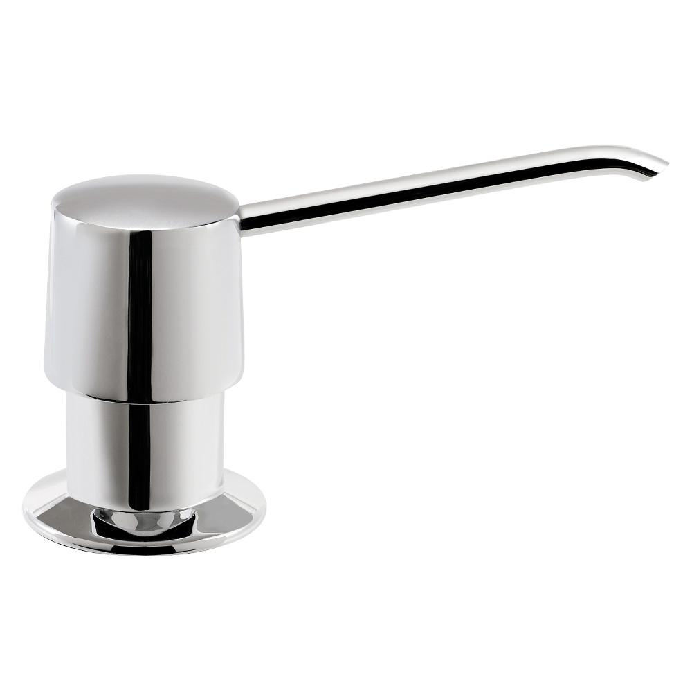 Endura Counter-Mounted Soap Dispenser in Polished Chrome