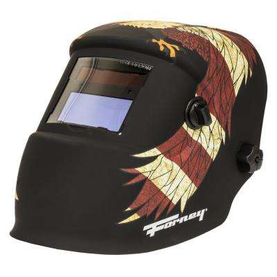 Premier Series Patriot Auto-darkening Welding Helmet