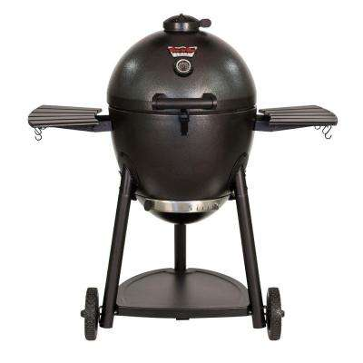 Akorn Kamado Kooker Charcoal Grill in Graphite