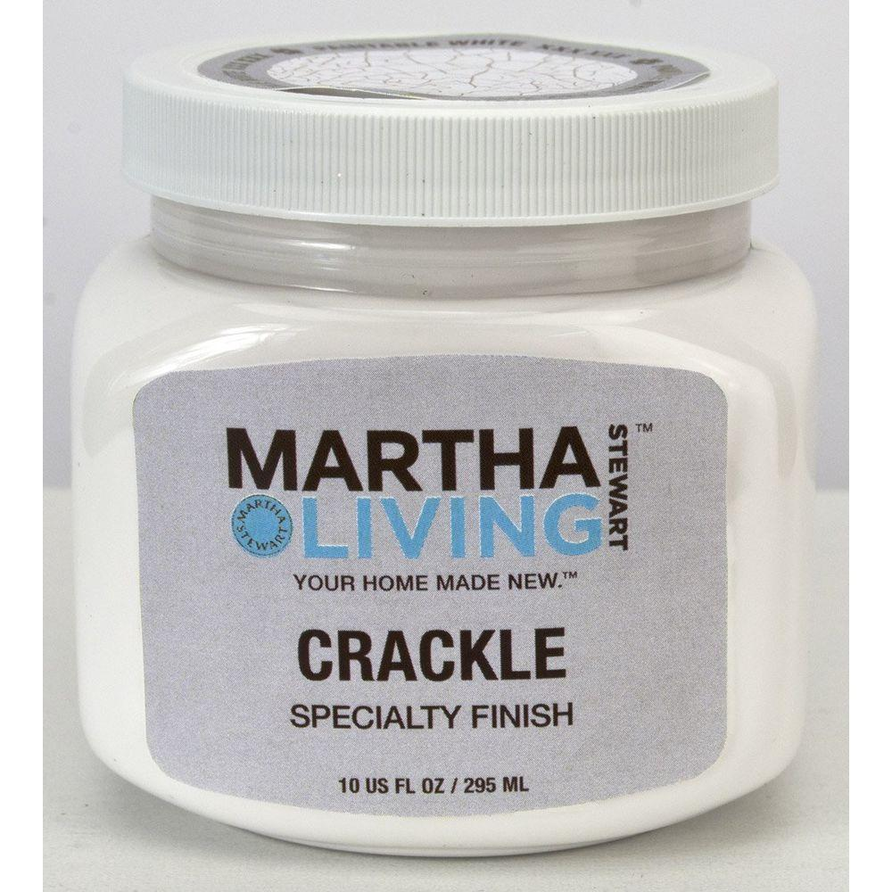 Martha Stewart Living 10 oz. Paintable White - Crackle Paint