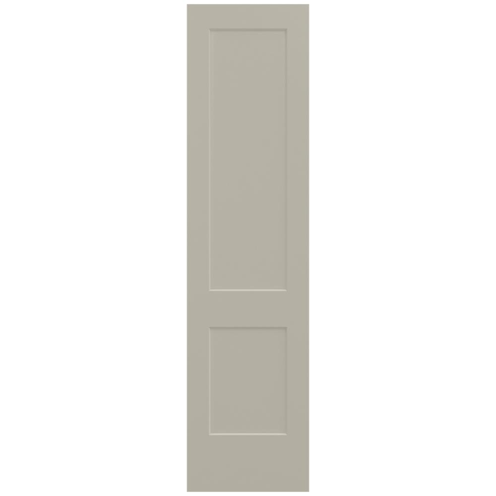 24 in. x 96 in. Monroe Desert Sand Painted Smooth Solid