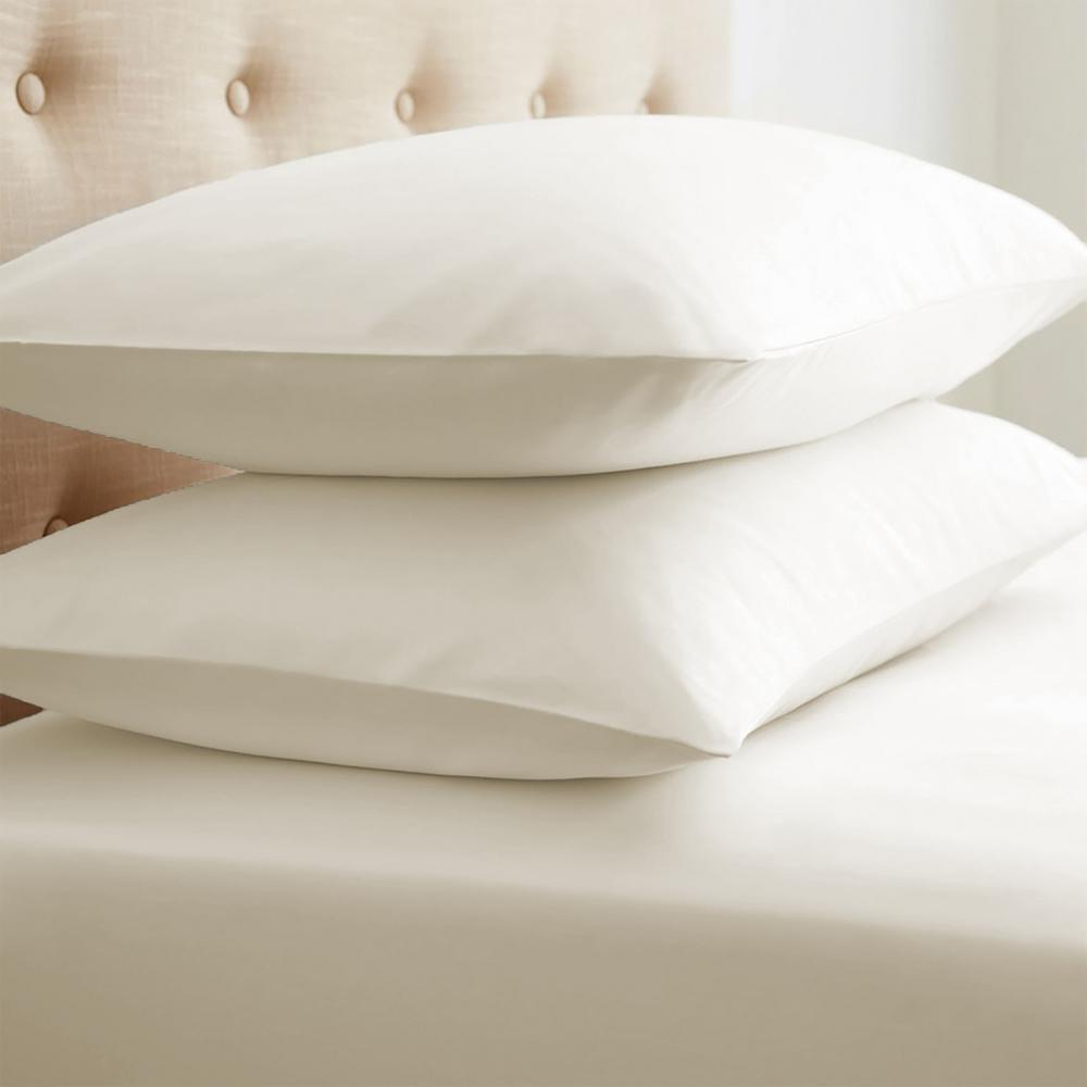 Becky Cameron Performance Ivory Queen Pillowcases (Set of 2) was $26.97 now $16.18 (40.0% off)