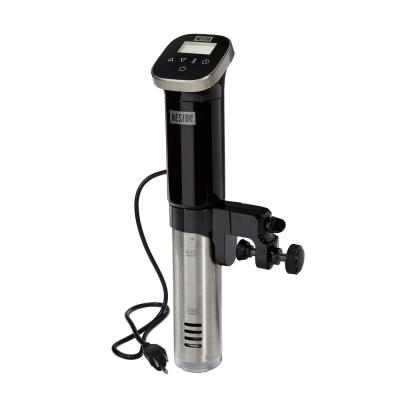 Black Electric Sous-Vide Immersion Circulator