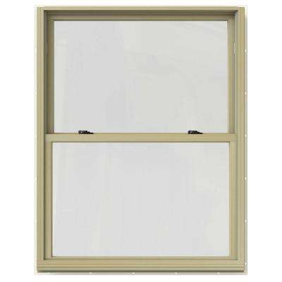 38.125 in. x 48.75 in. W-2500 Double Hung Clad Wood Window