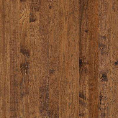 Take Home Sample - Western Hickory Passage Solid Hardwood Flooring - 3-1/4 in. x 8 in.