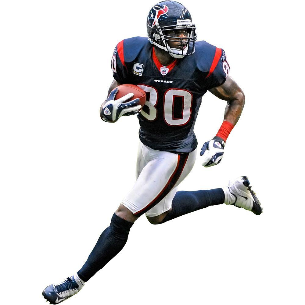 Fathead 32 in. x 23 in. Andre Johnson Wall Decal