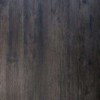 Smoked 9 in. x 70.87 in. Click Extra Wide Engineered Luxury Vinyl Plank (17.72 sq. ft. / case)
