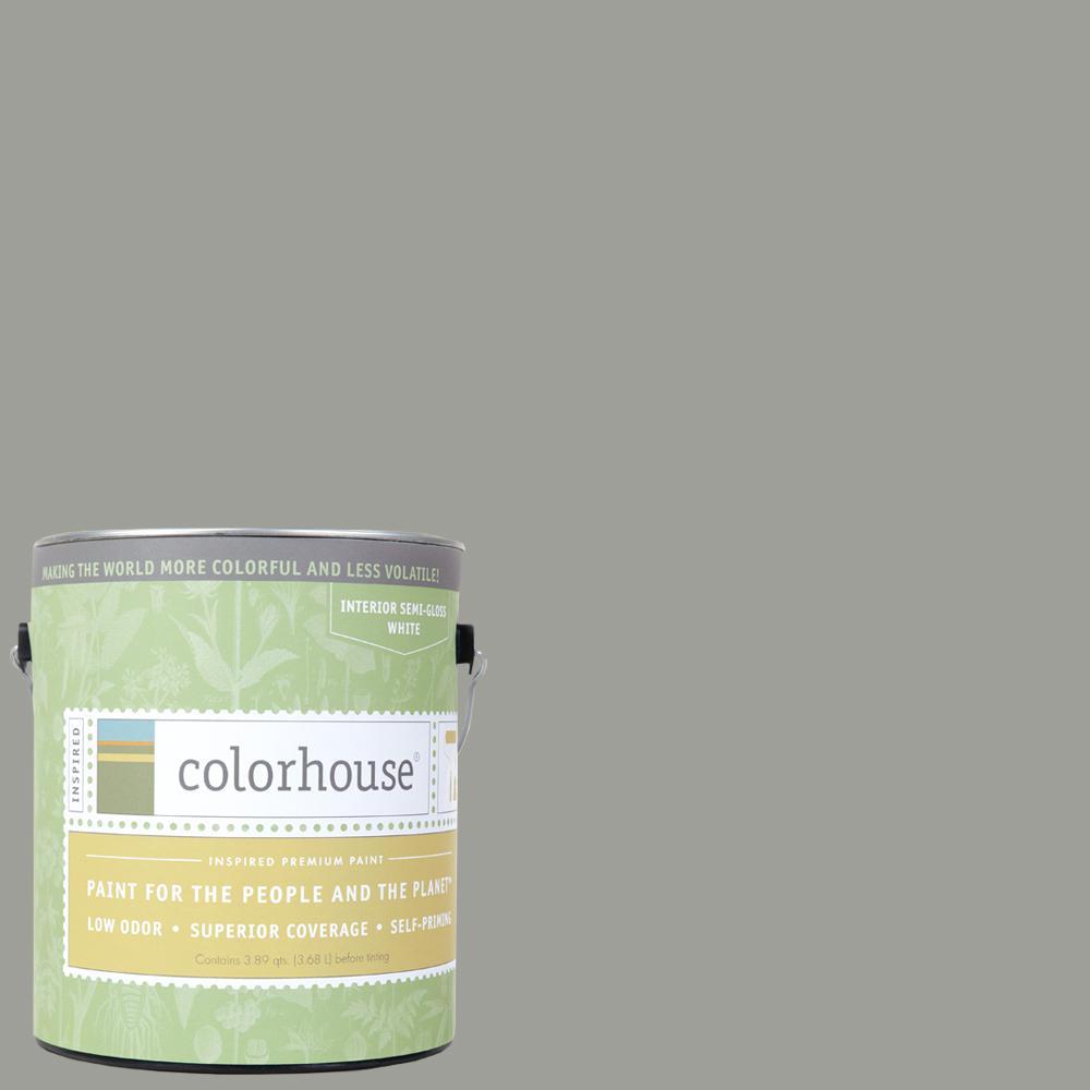 1 gal. Metal .04 Semi-Gloss Interior Paint