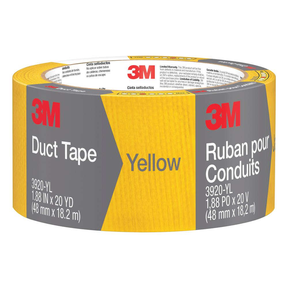 Black And Yellow Tape Home Depot