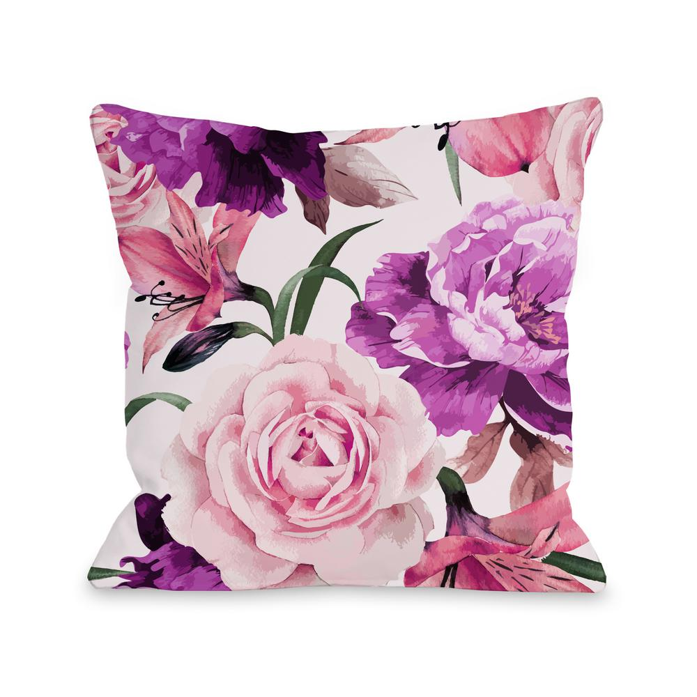 Bella Casa throw pillows