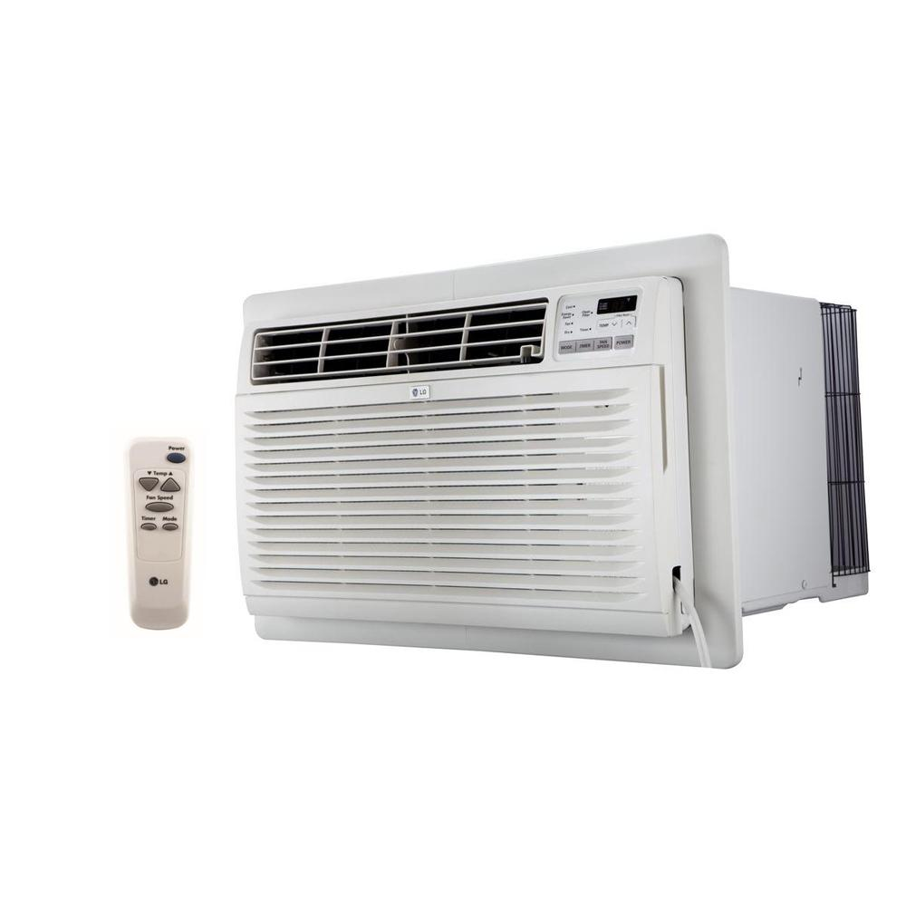 LG Electronics 9800 BTU 115Volt ThroughtheWall Air Conditioner