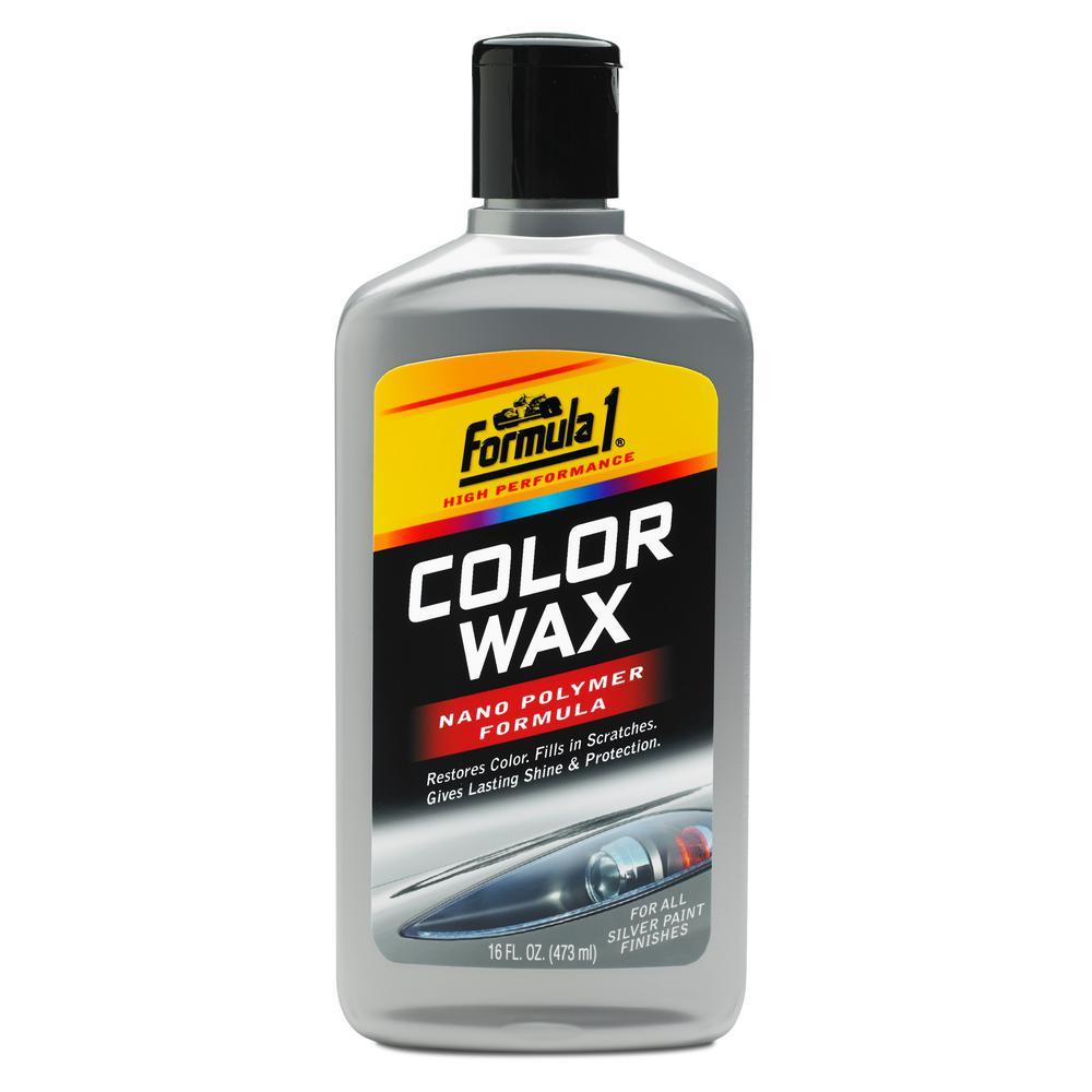 Silver Color Wax