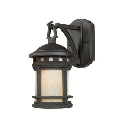 Mesa Collection Oil Rubbed Bronze Outdoor Wall-Mount Lantern
