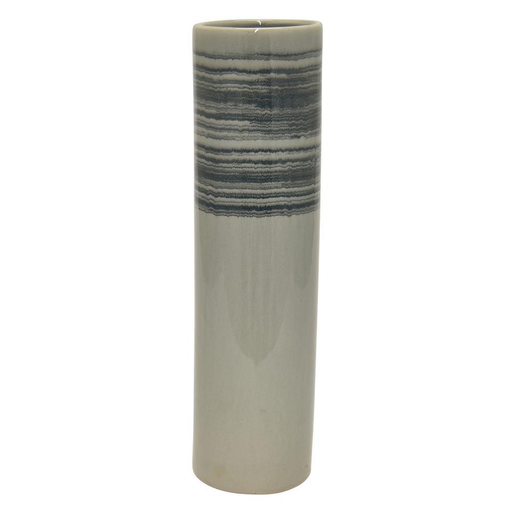 15 in. Ceramic Vase