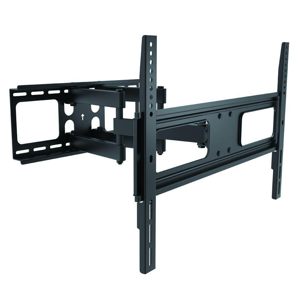 STC Full Motion Wall Mount For 23 In.   72 In. Flat Panel TVs