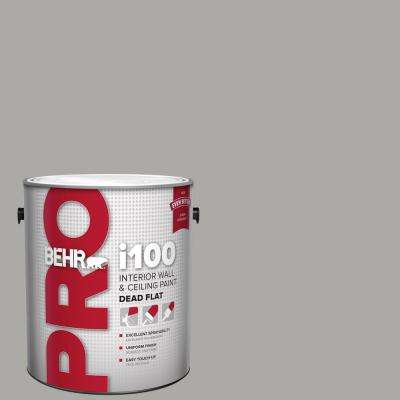 1 gal. #PPU18-14 Cathedral Gray Dead Flat Interior Paint