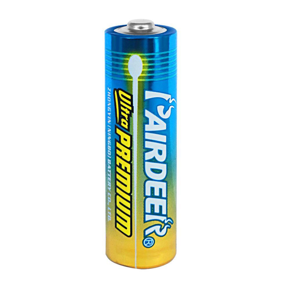 Defiant AA Alkaline Battery 48 Pack