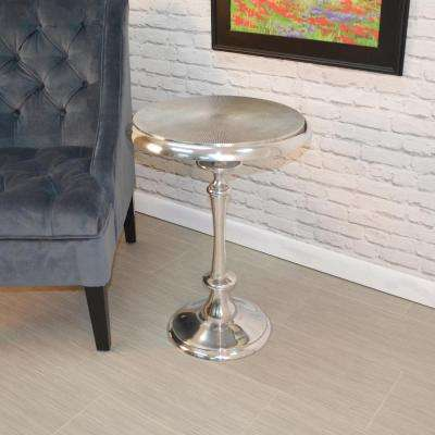 Ashley Powder Coated Aluminum End Table