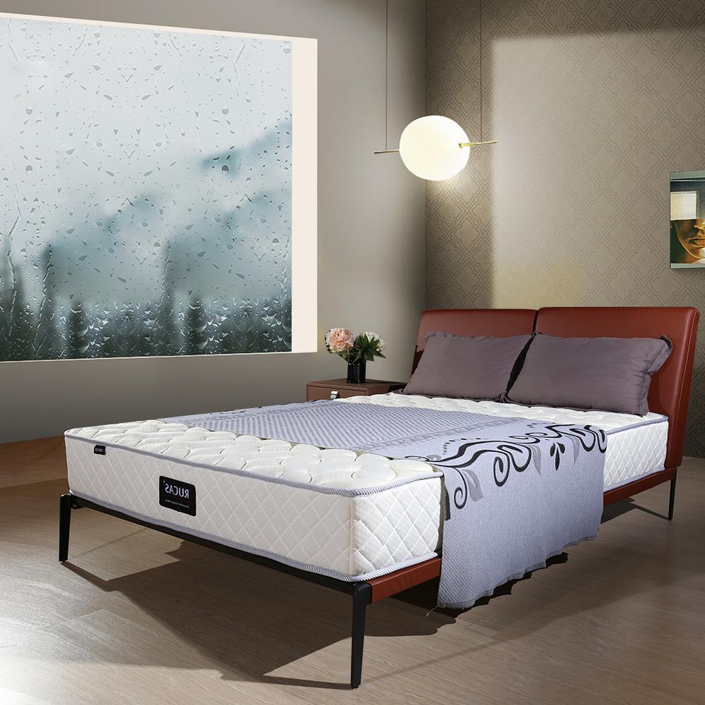 10in. Plush Memory Foam Pillow Top Full Mattress