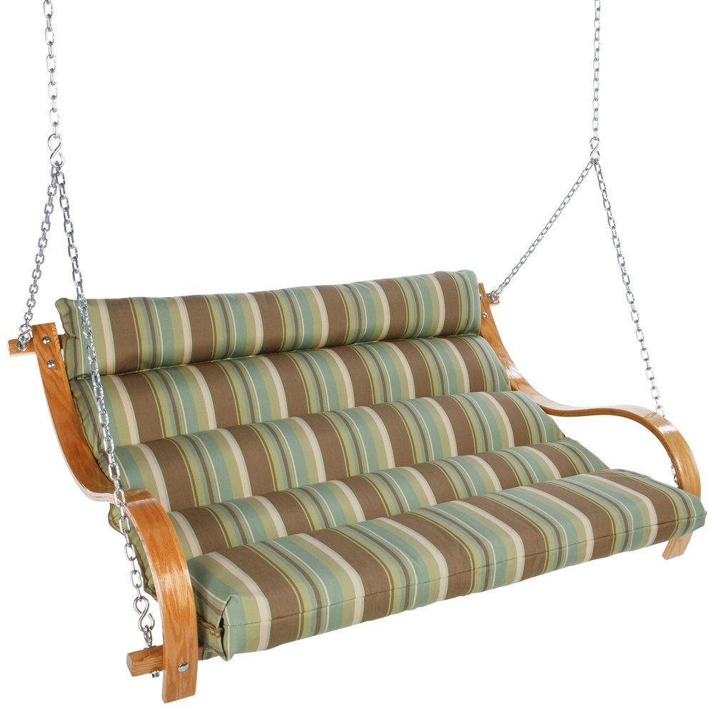 null Miramar Double Cushion Hammock Swing-DISCONTINUED