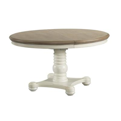 Cayman Brown/White Cottage Dining Table