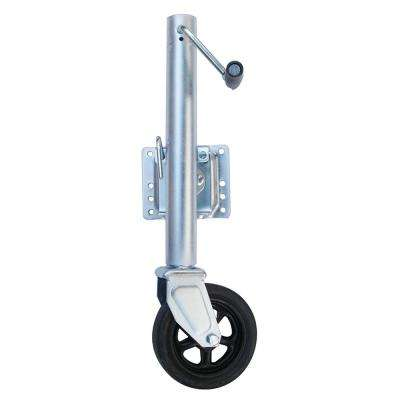Foldup Trailer Jack with 1,500 lbs. Load Capacity