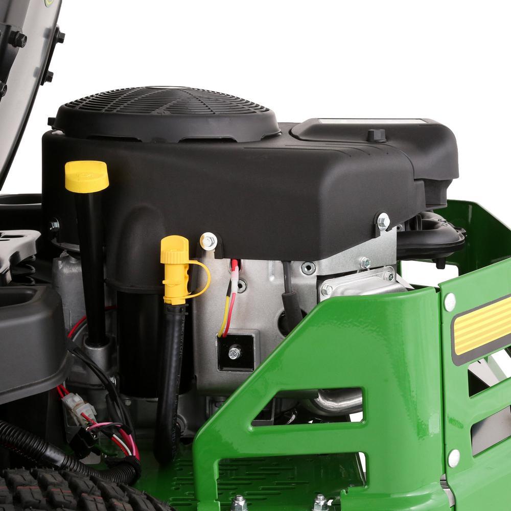John Deere Z345R 42 in  22 HP Gas Dual Hydrostatic Zero-Turn Riding Mower -  California Compliant